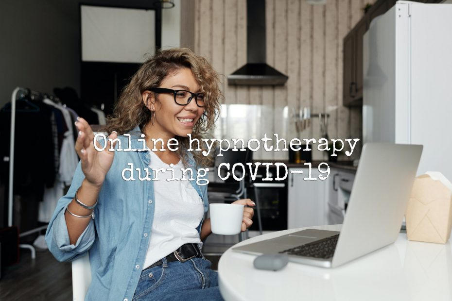 Online hypnotherapy during COVID-19